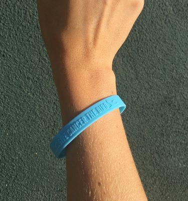 GCTB Bracelet - blue