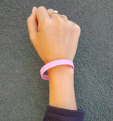 GCTB Bracelet - pink